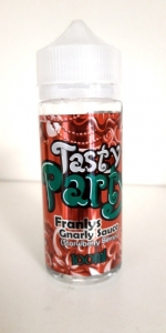 Franly's Gnarly Sauce 100ml