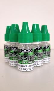 Nic-Shot Q-Cig 50:50 (18mg)
