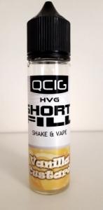 Vanilla Custard Q Cig  50ml