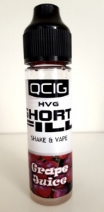 Grape Juice Q Cig  50ml
