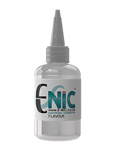 E-Nic 50ml Vanilla Custard