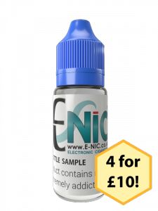 E-Nic Blueberry Burst (10ml)